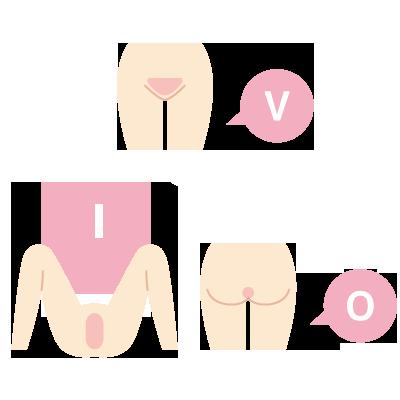 [Lパーツ]V・I・O(全)12回